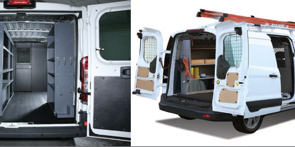 Masterack plans to offer its new SmartSpace cargo management system for Ram's ProMaster...