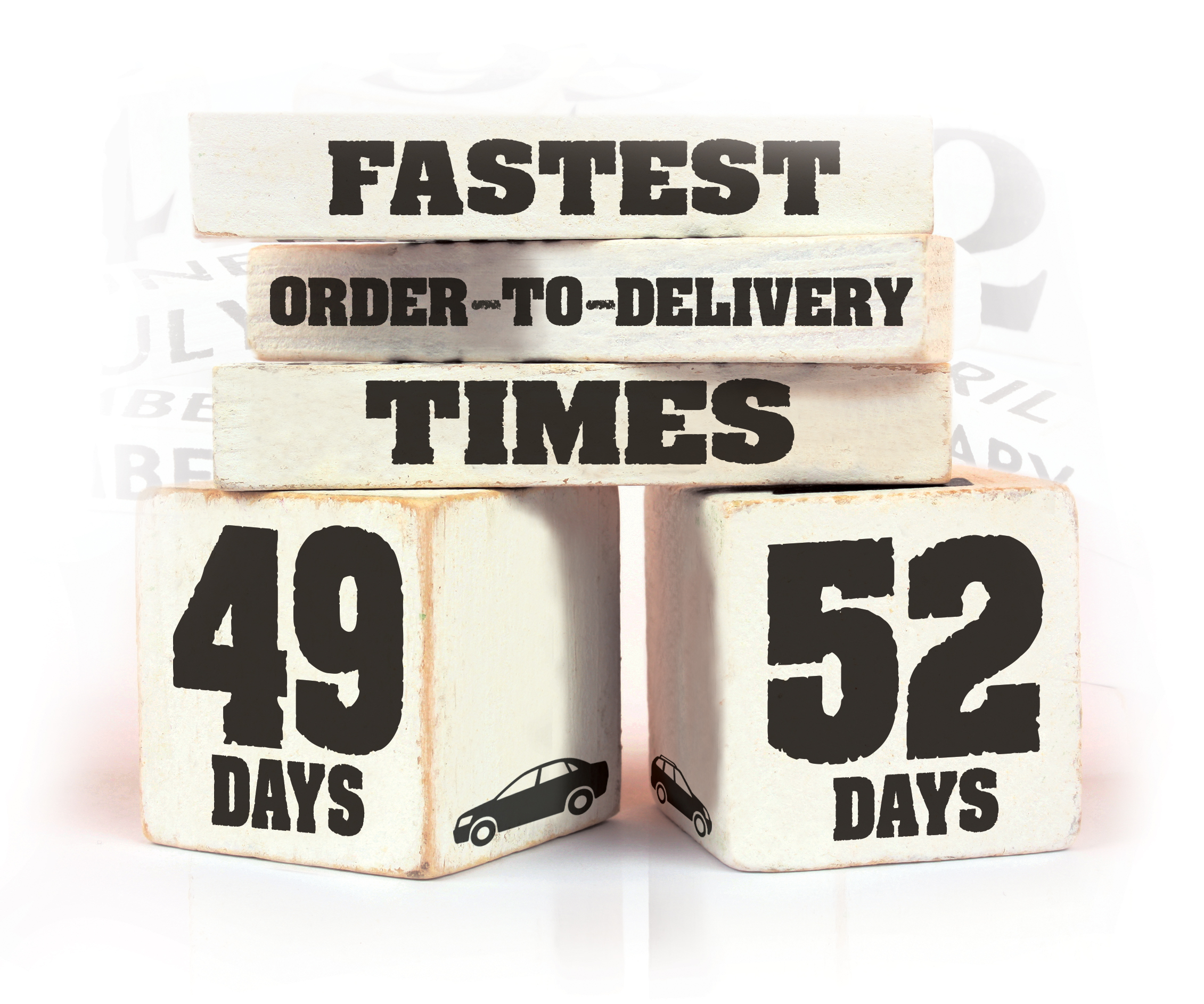 Order-to-Delivery Times for 2017 Models Remain Stable