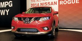 Nissan's Second-Generation Rogue
