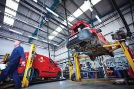ARI, Royal Mail Bolster Fleet Productivity with Alliance