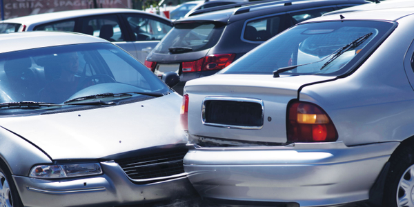 About 14 percent of all vehicle collisions that result in damage occur in parking lotsm...