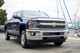 GM Expands Silverado/Sierra Bi-Fuel CNG Availability