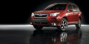 Subaru's Redesigned 2014 Forester