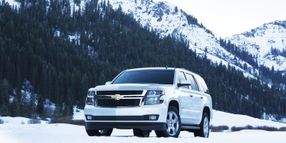 2015 Chevrolet Tahoe and GMC Yukon Denali