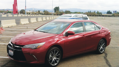 The Camry XSE offers the body style and perfomance feel shifting of the SE, but also boasts a...