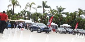 Toyota's 2015 Fleet Executive Meeting Rocked
