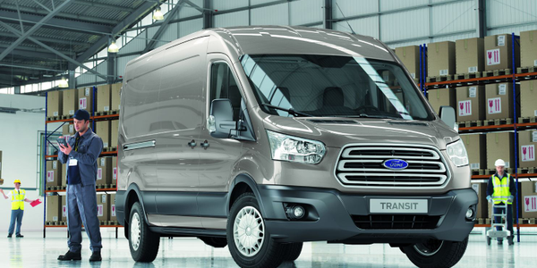 The all-new Transit Connect is expected to go on sale in North America during the fourth quarter...
