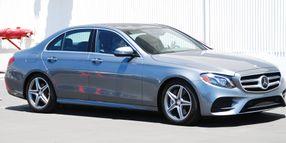 Mercedes-Benz Shows Fleet Managers E-Class Safety Tech