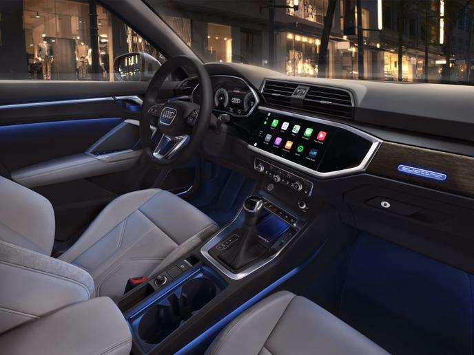 - Photo: Courtesy of Audi of America