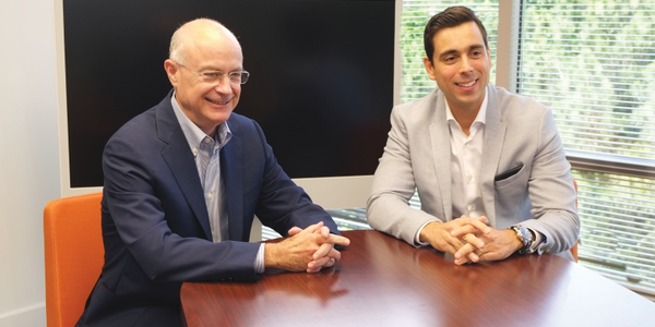 Jeff Schlesinger and Felipe Smolka discuss LeasePlan's business transformation roadmap...