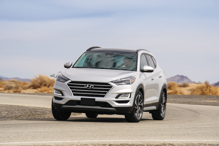 The Hyundai Tucson is one of Hyundai's best-selling vehicle. The SUV segment, in particular, has been a strong factor in the growth that Hyundai's fleet business has seen in the past decade. Hyundai currently offers four SUVs in its portfolio.  - Photo courtesy of Hyundai