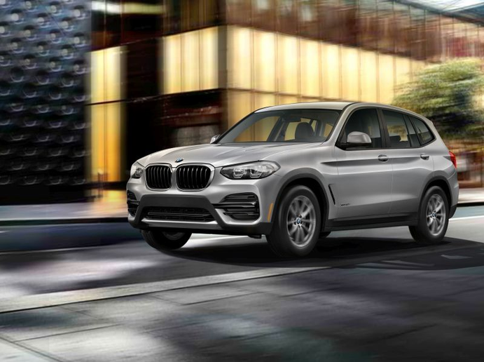 BMW offers a wide range of vehicles to fit the selector of any fleet from sales and field representative vehicles to vehicles for managers, such as the 2018 X3 (pictured above), and executive vehicles.