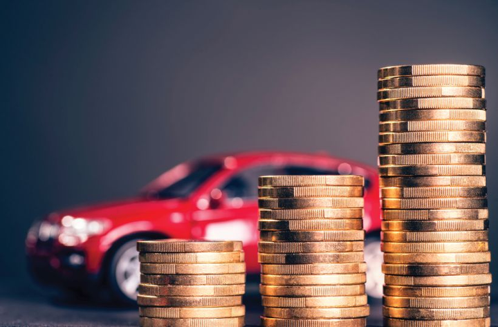 Over the past 12 months, depreciation accounted for 36.8% of the total cost to own and operate a vehicle. 