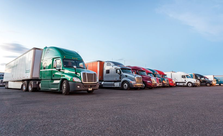 Whether they want to be or not, the heavy-duty truck side of the transportation market is now required to have electronic logging devices (ELDs) installed.  - Photo by Jacek_Sopotnicki.