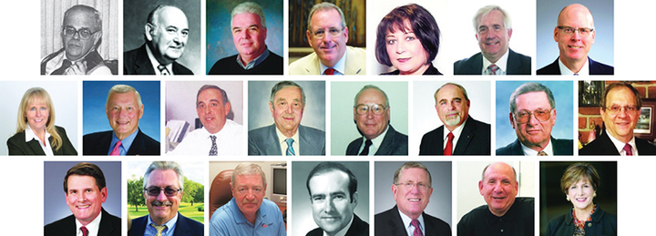 There are 22 nominees for the 2019 Fleet Hall of Fame.  -