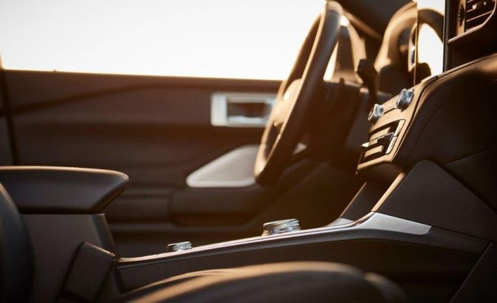 Interior upgrades help keep drivers fresh.  - Photo courtesy of Ford.