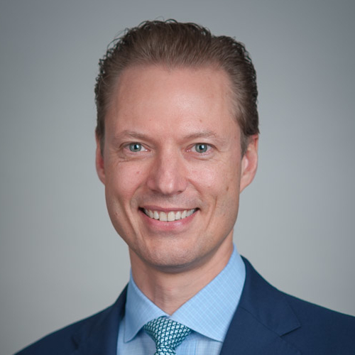 Charles Freund, EVP, corporate strategy -