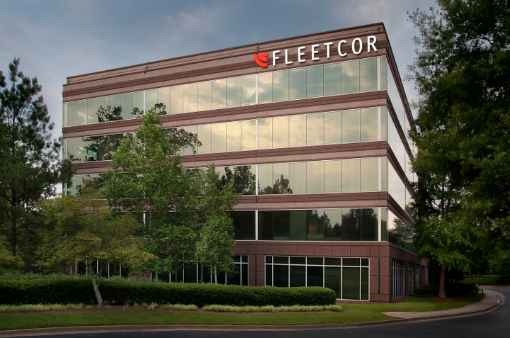 FleetCord Technologies, Inc. is based in the leafy Peachtree Corners suburb of Atlanta.  - Photo courtesy of FLEETCOR.