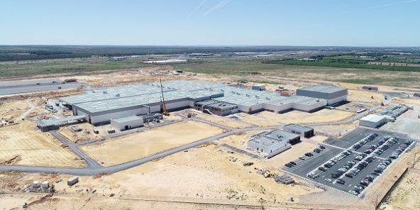 Peugeot Citroen announced in June 2018 that it will build a greenfield assembly plant in the port city of Kenitra, near the capital, Rabat. Production will commence in spring 2019 with an initial annual output of 90,000 units. The plant will have a capacity to eventually build 200,000 B- and C-segment vehicles, plus 200,000 engines annually, of which, 85% will be earmarked for export with the balance sold in the local market.  - Photo via General Motors.