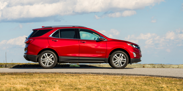 General Motors recently introduced the Chevrolet Equinox into the Morocco market. The newly...