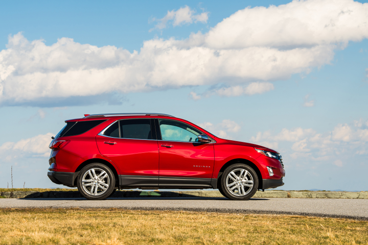 General Motors recently introduced the Chevrolet Equinox into the Morocco market. The newly introduced Equinox complies with European emission standards, with some modifications. Morocco adheres to European Euro 6 emission standards.  - Photo via General Motors.
