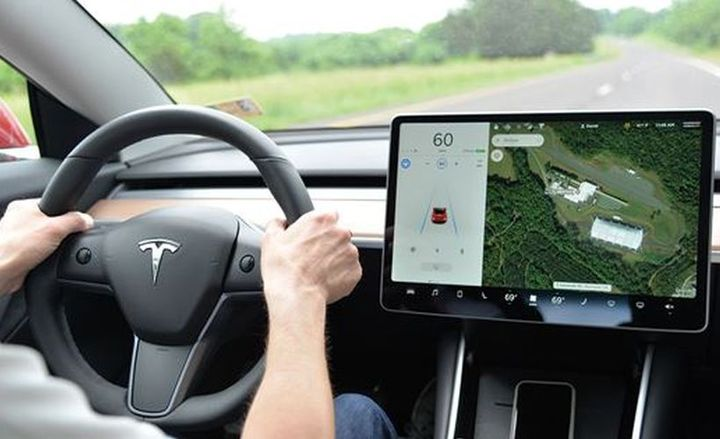 The Insurance Institute for Highway Safety is developing aratings program foradaptive cruise control, lane-keeping systems, and other advanced driver assistance systems.  - Photo courtesy of IIHS.