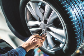 Replacement Tire Prices Moderate to Rate of Inflation