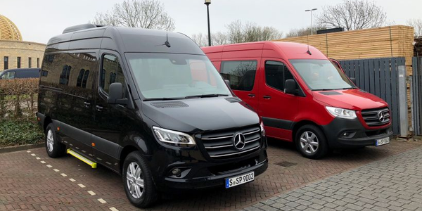 Mercedes-Benz is shifting production of its 2019 Sprinter vans to South Carolina from Germany.