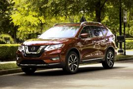 2019 Nissan Rogue: 5 Fleet Features
