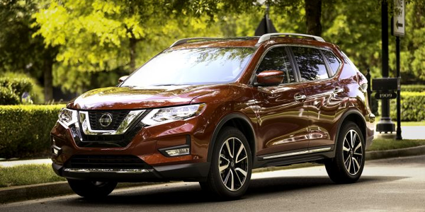 Nissan's Rogue has found a niche among certain service and delivery fleets with dedicated...