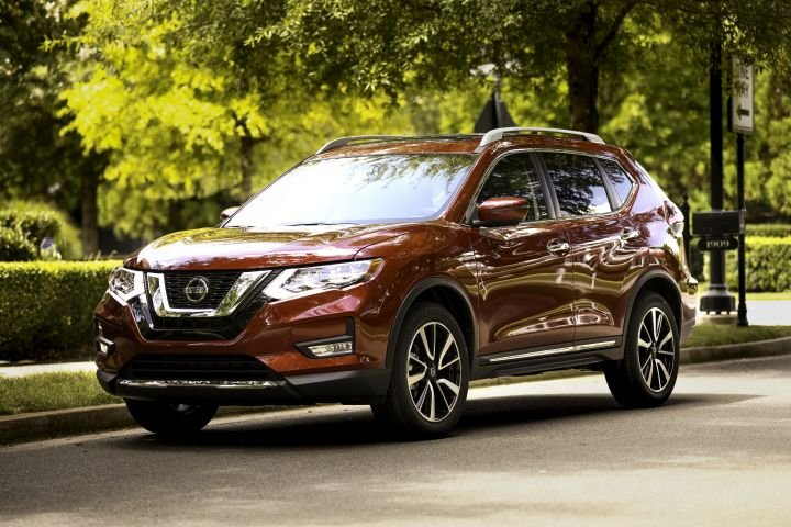 Nissan's Roguehas found a niche among certain service and delivery fleets with dedicated ship-through, safety tech, and cargo-carrying attributes.  - Photo courtesy of Nissan.