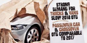 Demand for Trucks and Vans Slow Fleet Deliveries