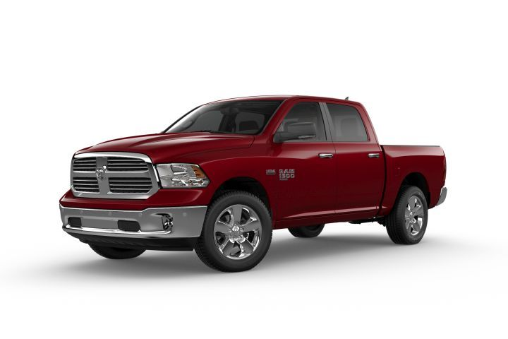The Ram 1500 Classic provides plenty of flexibility to commercial buyers with its array of engine, cab, and fleet exclusive options.
