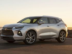 2019 Chevrolet Blazer: 5 Fleet Features