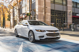 2019 Chevrolet Malibu: 5 Fleet Features