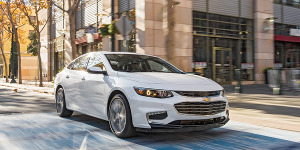 The Chevrolet Malibu has been a widely-adopted fleet vehicle that was introduced in the 1960s.