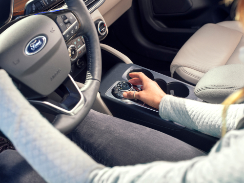 Interior features include a 4G LTE Wi-Fi hotspot.  - Photo courtesy of Ford.