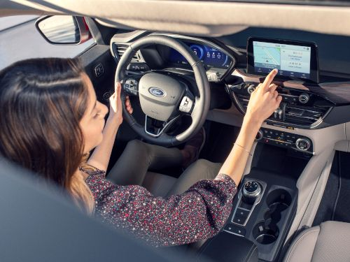 Ford's new safety technology bundle is standard across the lineup.  - Photo courtesy of Ford.