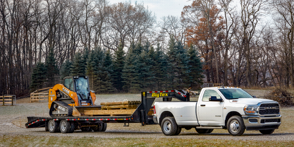 The Ram HD has taken towing capabilities to a new level with the ability to tow a maximum of...