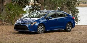 2020 Toyota Corolla: 5 Fleet Features