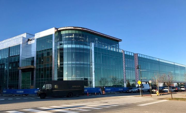 In February, WEX will move up the street into its new headquarters in Portland, Maine.