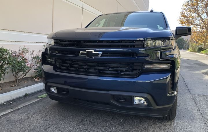 The 2020 Silverado 1500 belongs to the new generation of Silverado trucks that has brought significant change for the Silverado nameplate and was introduced in the 2019-MY.    - Photo by Vince Taroc.