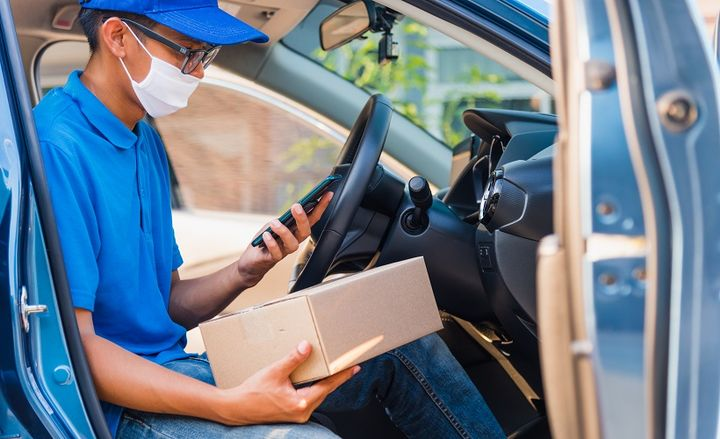 The newest safety challenge is dealing with COVID-19 in the workspace, especially for service fleets engaged in home services or last-mile deliveries. - Photo: Sorapop Udomsri via Shutterstock