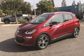 2020 Chevrolet Bolt EV Offers a Cure to Range Anxiety