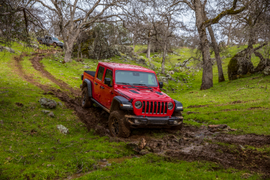 All-New 2020 Jeep Gladiator