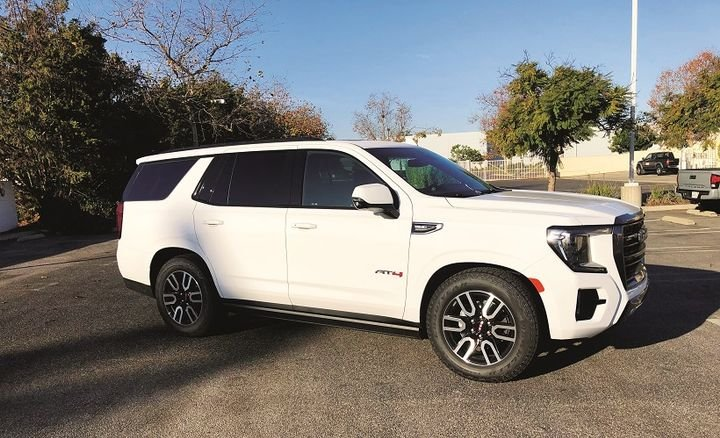 With the debut of the 2021 Yukon AT4, GMC now offers the AT4 sub-brand across its entire model lineup. - By Mike Antich
