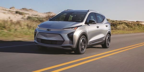 The 2022 Bolt EUV expands Chevrolet's EV portfolio and will be sold alongside its sister...