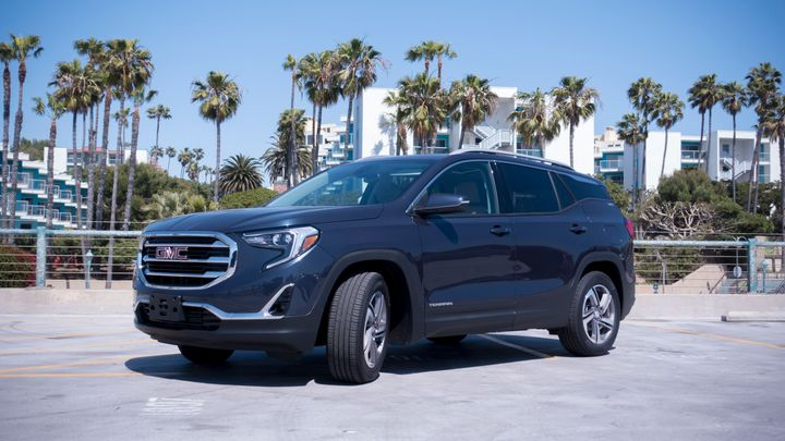Photo of 2018 GMC Terrain SLT by Vince Taroc.