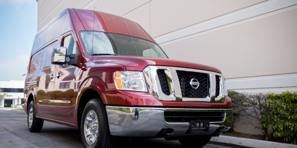 Photo of 2018 Nissan NV 3500HD by Vince Taroc.