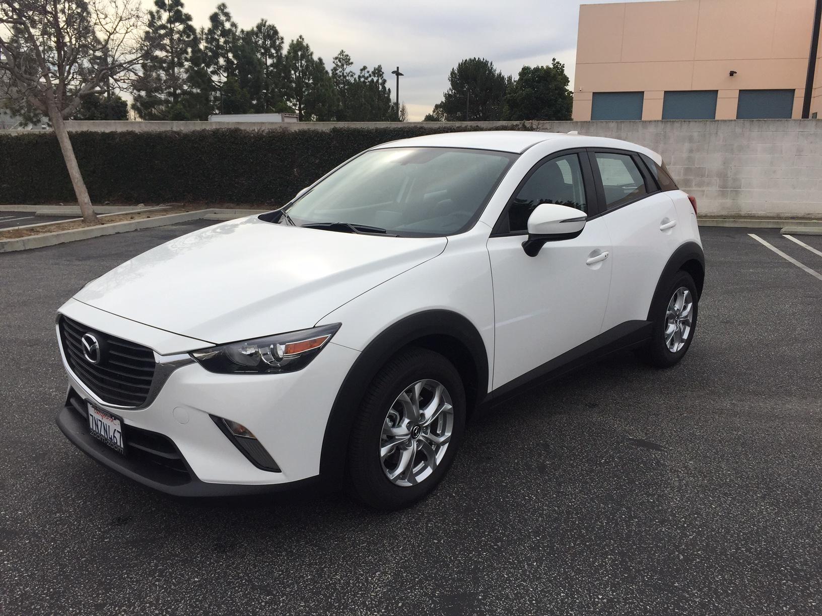 Driving Mazda's 2016 CX-3